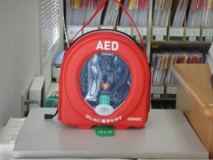 けんじ歯科医院 AED 院内研修